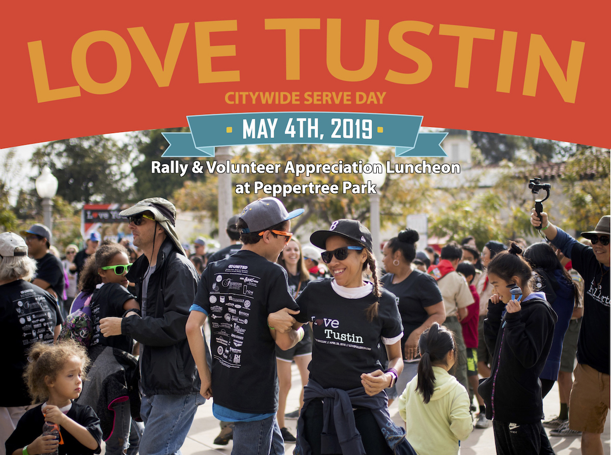 Love Tustin Website Header Image